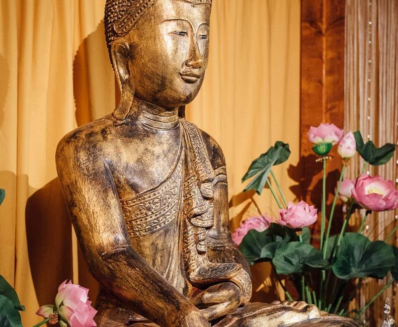 Meditation & Dhammavortrag